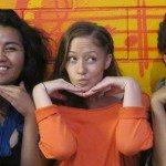 2014 CNZ Pasifika Internship recipients (L-R) Amiria Puia-Taylor, Grace Taylor and Paul Fagamalo